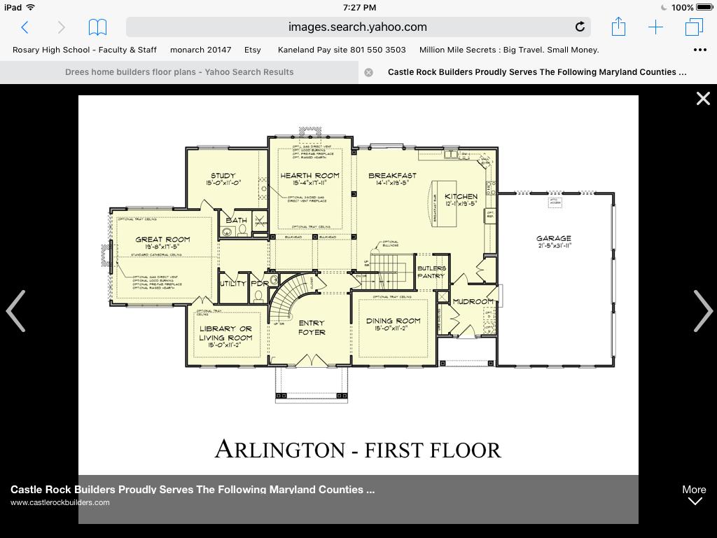 Pin by Debbi Ellis on House ideas   Study rooms, Floor ...
