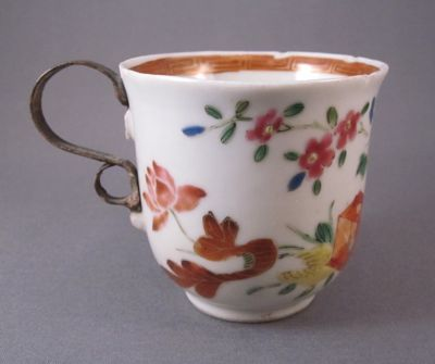 Chinese coffee cup, c.1760