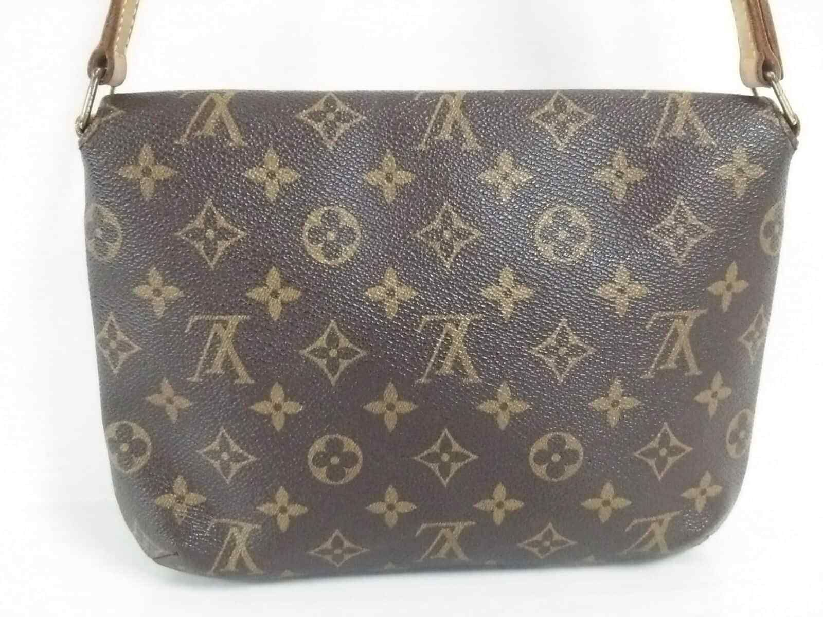 3a53a5293956 Auth LOUIS VUITTON Musette Tango Short Strap M51257 Monogram SP0010  Shoulder Bag  351.0  louis