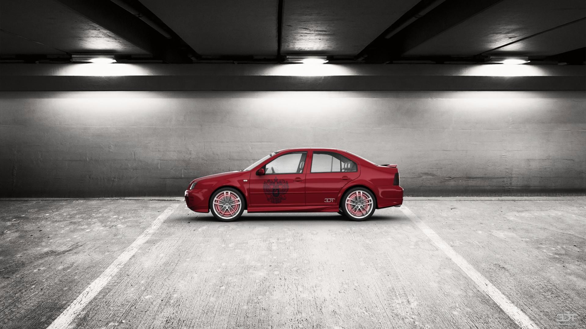 Checkout my tuning #Volkswagen #BoraVR6 2003 at 3DTuning #3dtuning #tuning