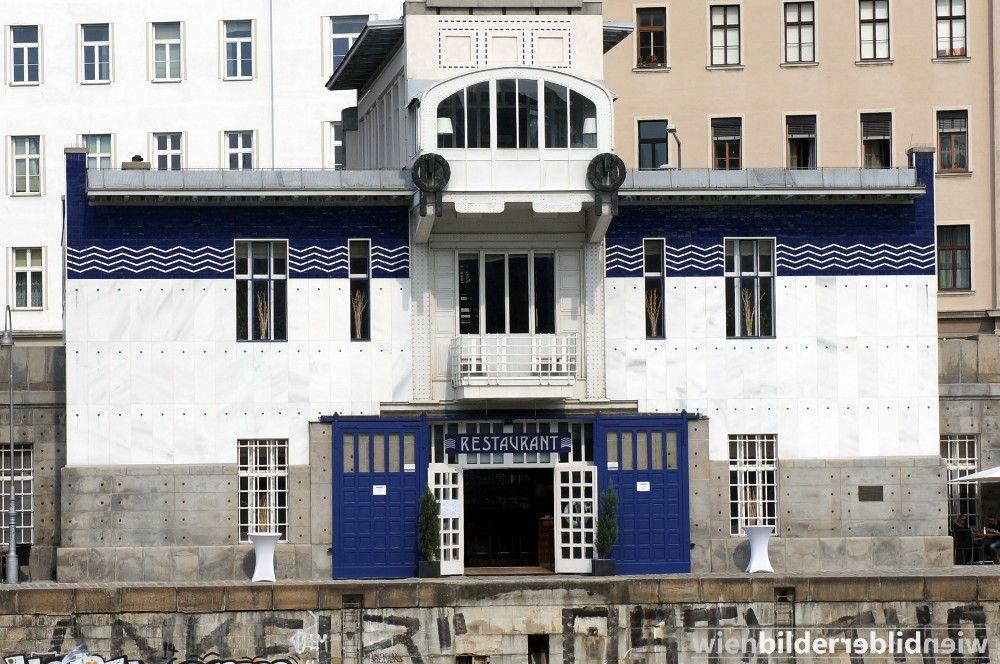 Otto Wagner, Schützenhaus, Vienna Jugendstil architektur