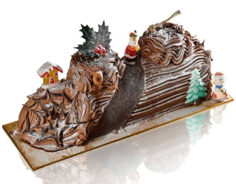 82 Mouthwatering Christmas Cake Decoration Ideas 2019 With