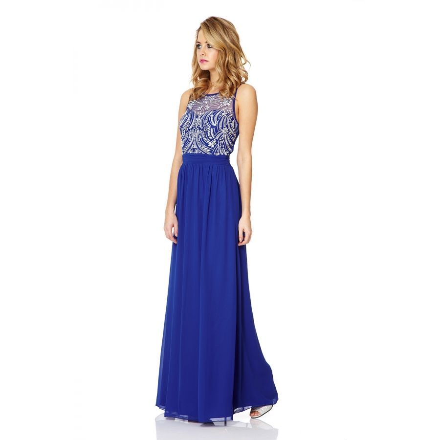 This vintage style inspired maxi is the perfect #dress for any ...
