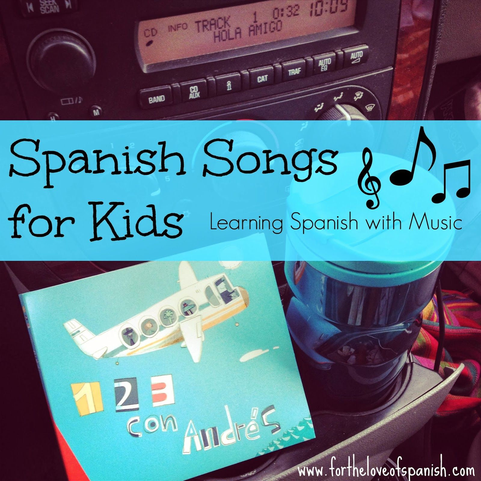 Learn Spanish through Music - Popular Spanish Songs