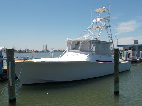 2000 mockingbird carolina custom express sportfish power for Express fishing boats for sale