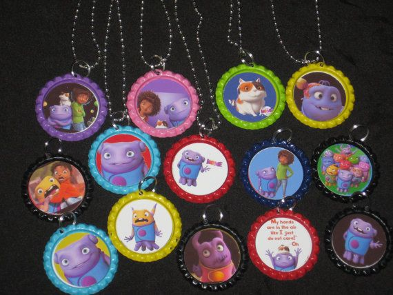 dreamworks home lot of 15 party favors by jewelry4alloccasions MGM