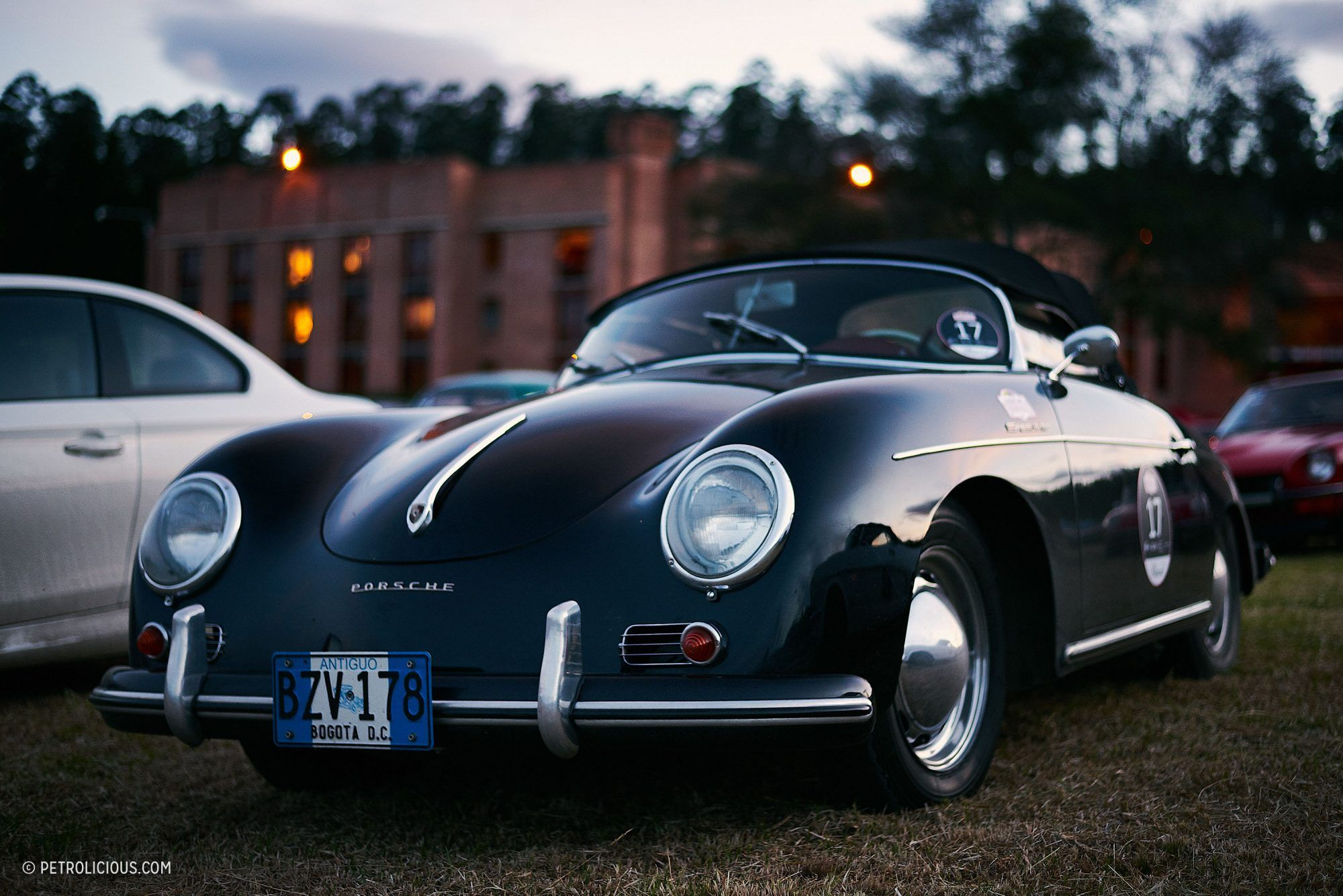 Porsche vintage part