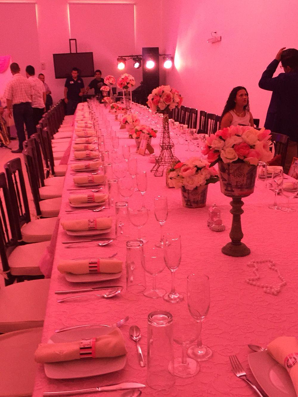 La mesa!