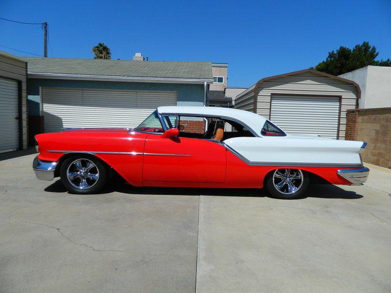 1957 Oldsmobile 88 for sale - Orange, CA   OldCarOnline.com ...