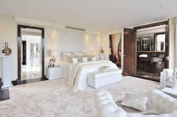 Expensive Bedrooms Custom Bedroom  Knightsbridge  Sw1  £25000 Pw  Plaza Estates Design Ideas