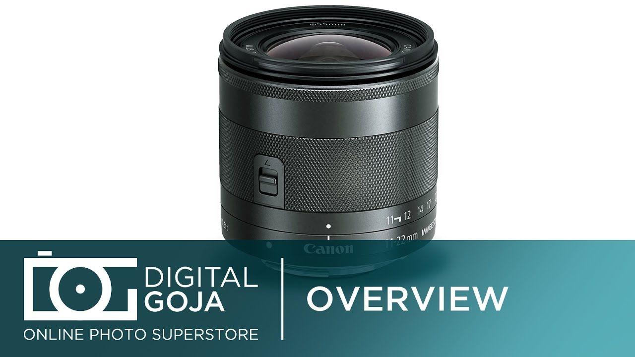 Canon Ef M 11 22mm F 4 5 6 Is Stm Lens Lens For Canon M5 M3 M10 Mir Mirrorless Camera Canon Lens Canon Ef