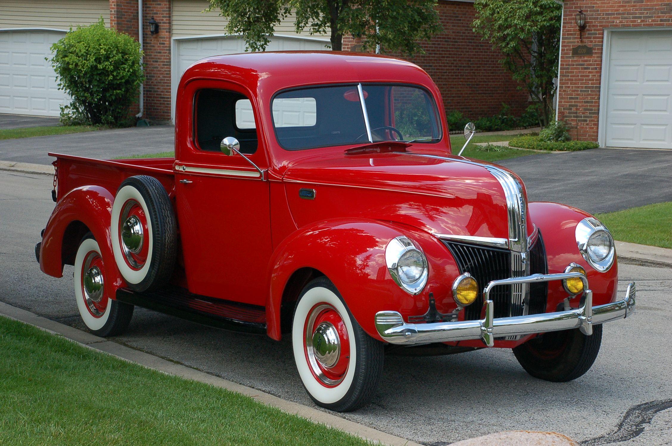 old ford trucks on pinterest lifted ford trucks ford. Black Bedroom Furniture Sets. Home Design Ideas