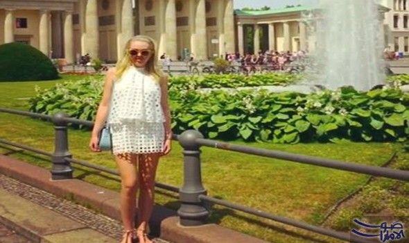 تيفاني ترامب تنشر صورها أثناء قضاء عطلتها في أوروبا على إنستغرام تشعل صور تيفاني ترامب موقع إنستغرام فق Dresses With Sleeves Long Sleeve Dress Fashion