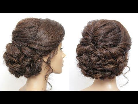 Wedding Prom Updo Tutorial Formal Hairstyles For Long Hair Youtube Formal Hairstyles For Long Hair Long Hair Updo Hair Updos Tutorials