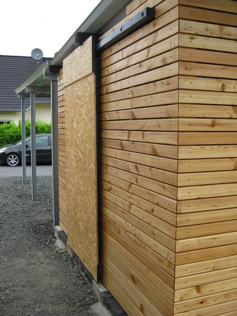Hausprojekt Carport / Schuppen Teil 5 Haus projekte