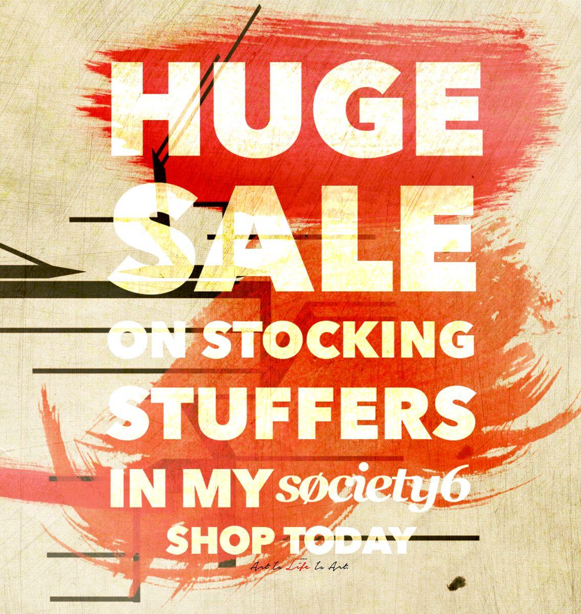 Huge Sale On Stocking Stuffers With De Stocking Stuffers Huge
