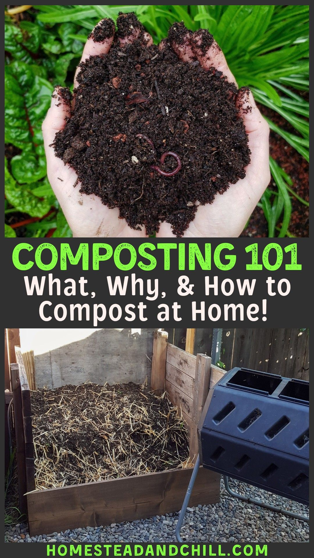 Composting 101 what why how to compost at home