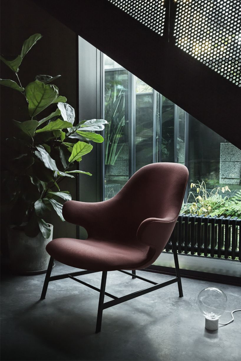 jaime hayón presents catch lounge chair for &tradition at imm ...