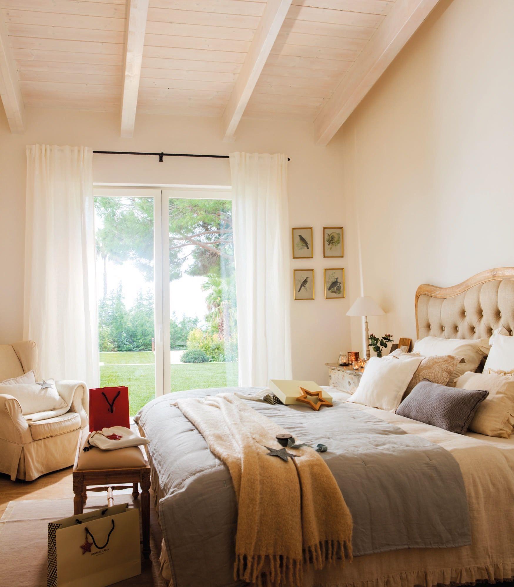 Serenidad tras las fiestas en 2019 dormitorios pinterest Decoracion de habitaciones matrimoniales pequenas