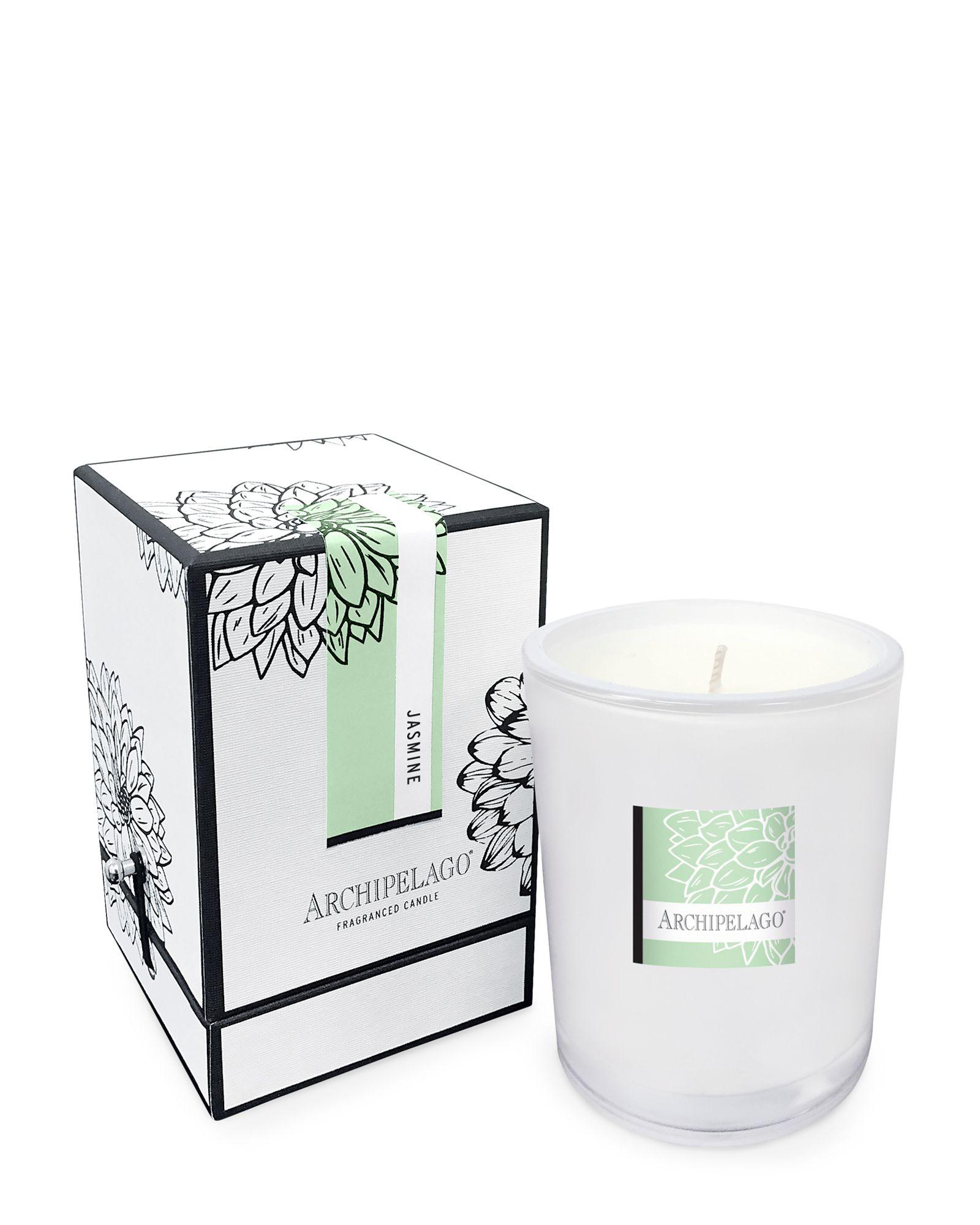 Archipelago Jasmine Hand-Poured Candle