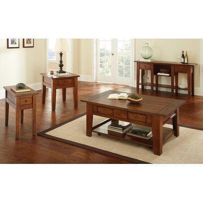Red Barrel Studio Dan 4 Piece Coffee Table Set