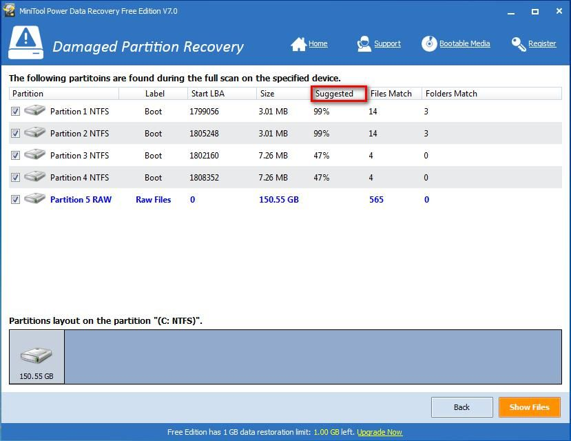 [Case Study] How to Recover Lost Files in Multiple Cases