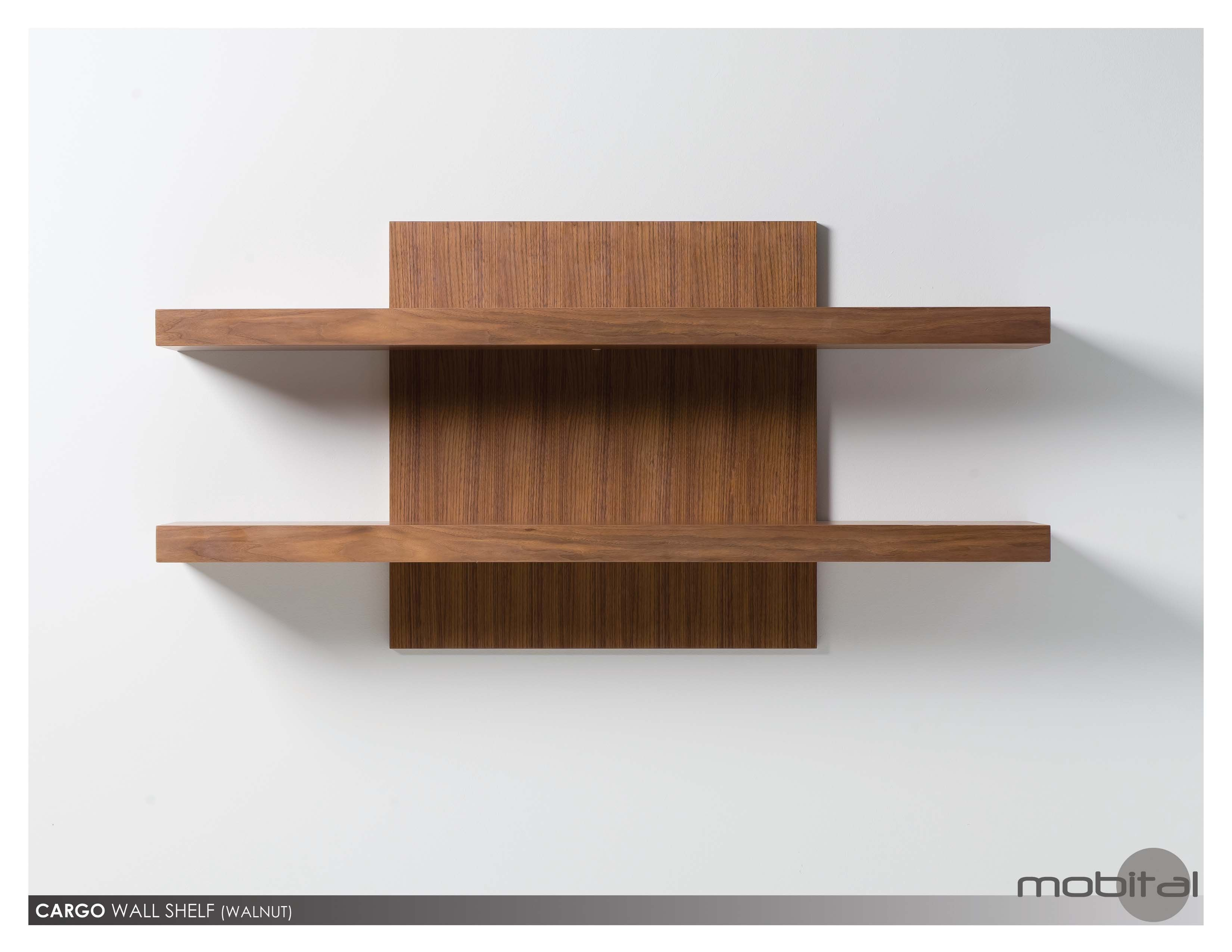 Modern Wall Shelves | Cargo Modern Wall Shelf Modern Furnishings