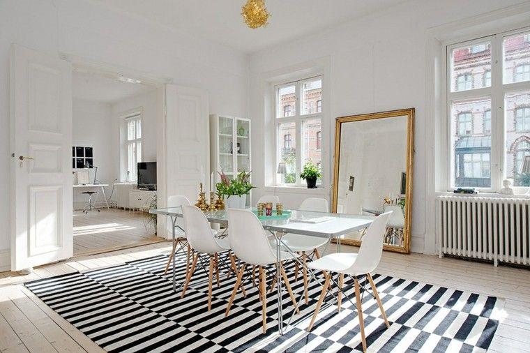Alfombras diseño a rayas para cada espacio de tu hogar Rayas