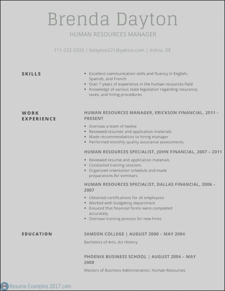 15 Pattern Resume For Zs Associates