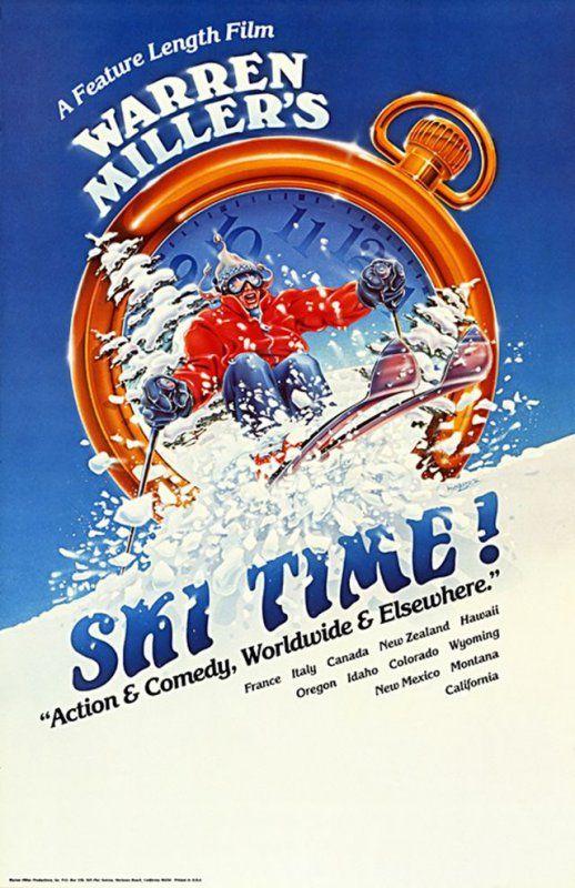 Warren Miller's SKI TIME!