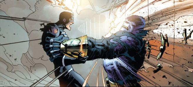 Black Bolt Vs Thanos Black Bolt Marvel Heroes Comics Marvel Inhumans