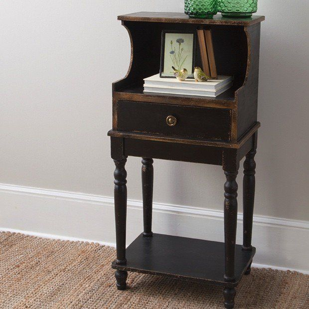 Distressed Telephone Table With Drawer 148 The Beauty Of Telephone Tables Has Become One Of The Most Underapp Telephone Table Antique Farmhouse Farmhouse Chic Telephone table with drawers