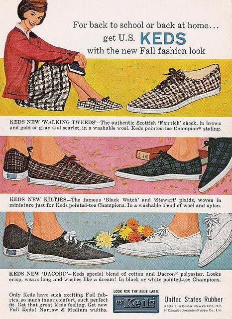 Keds   Keds, White keds, Vintage shoes