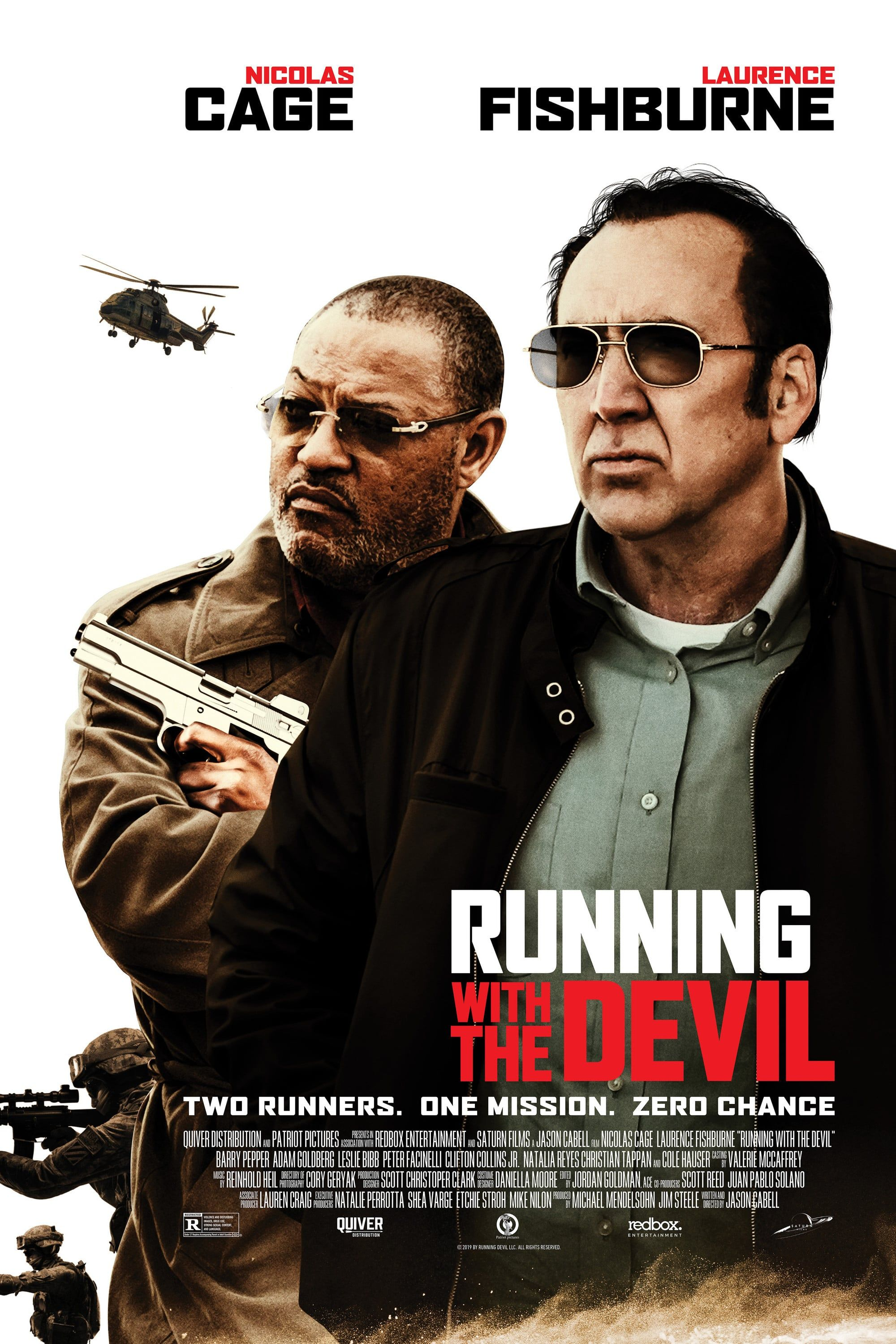 Pin On Running With The Devil 2019 Full Movie English