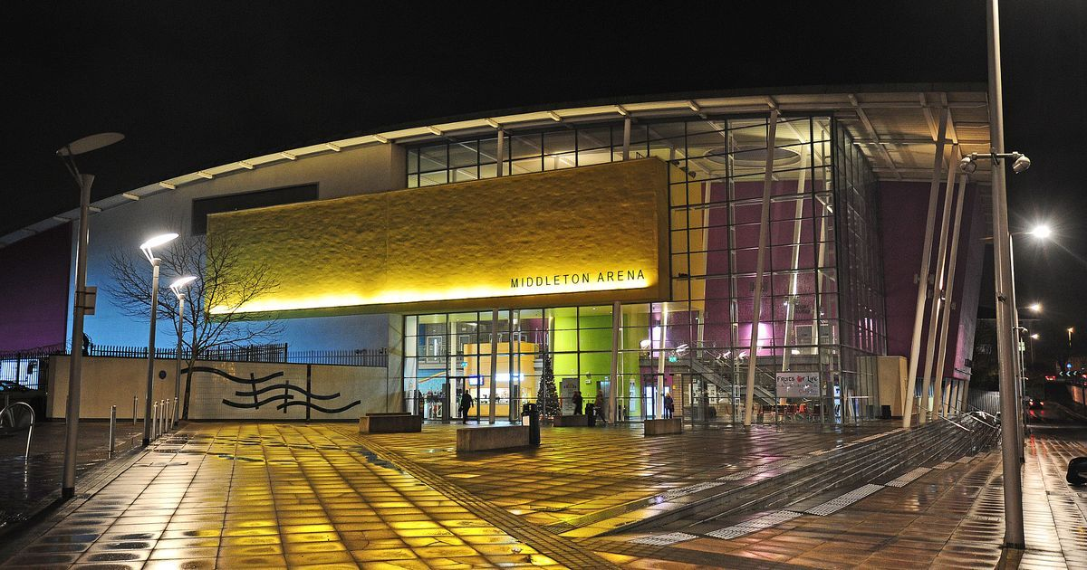 Sold Out Boxing Event At Middleton Arena Abandoned After Man Stabbed Outside Venue Https Www Manchestereveningnews Co Uk Manchester New Manchester Local Seo