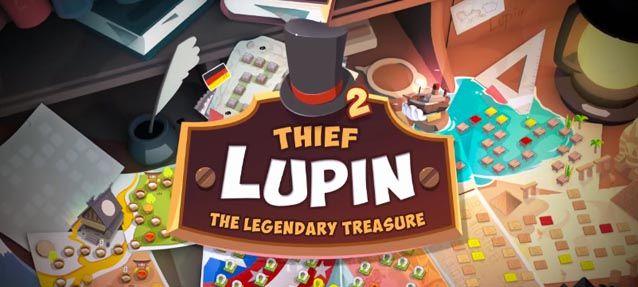 Thief Lupin 2 diventa il più grande ladro del mondo su