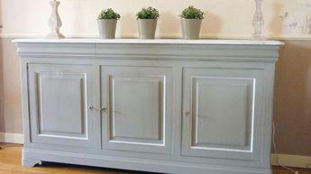 comment peindre un meuble vernis ? | repeindre, vernis et meubles - Comment Relooker Un Meuble En Chene