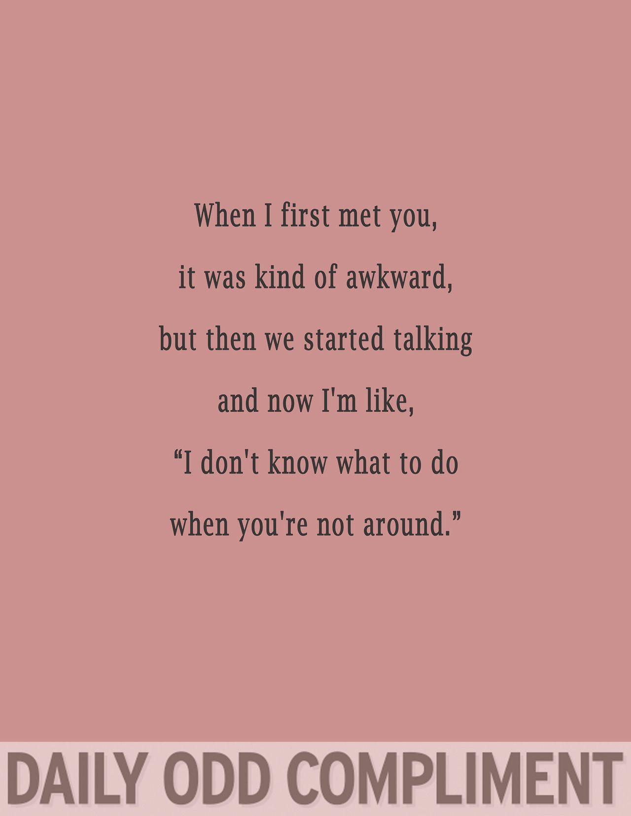 funny how we met stories