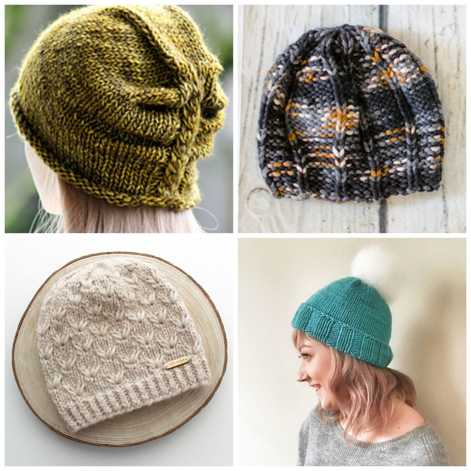 Super Quick Knits: 1 -2 Skein Bulky Pattern Ideas ...