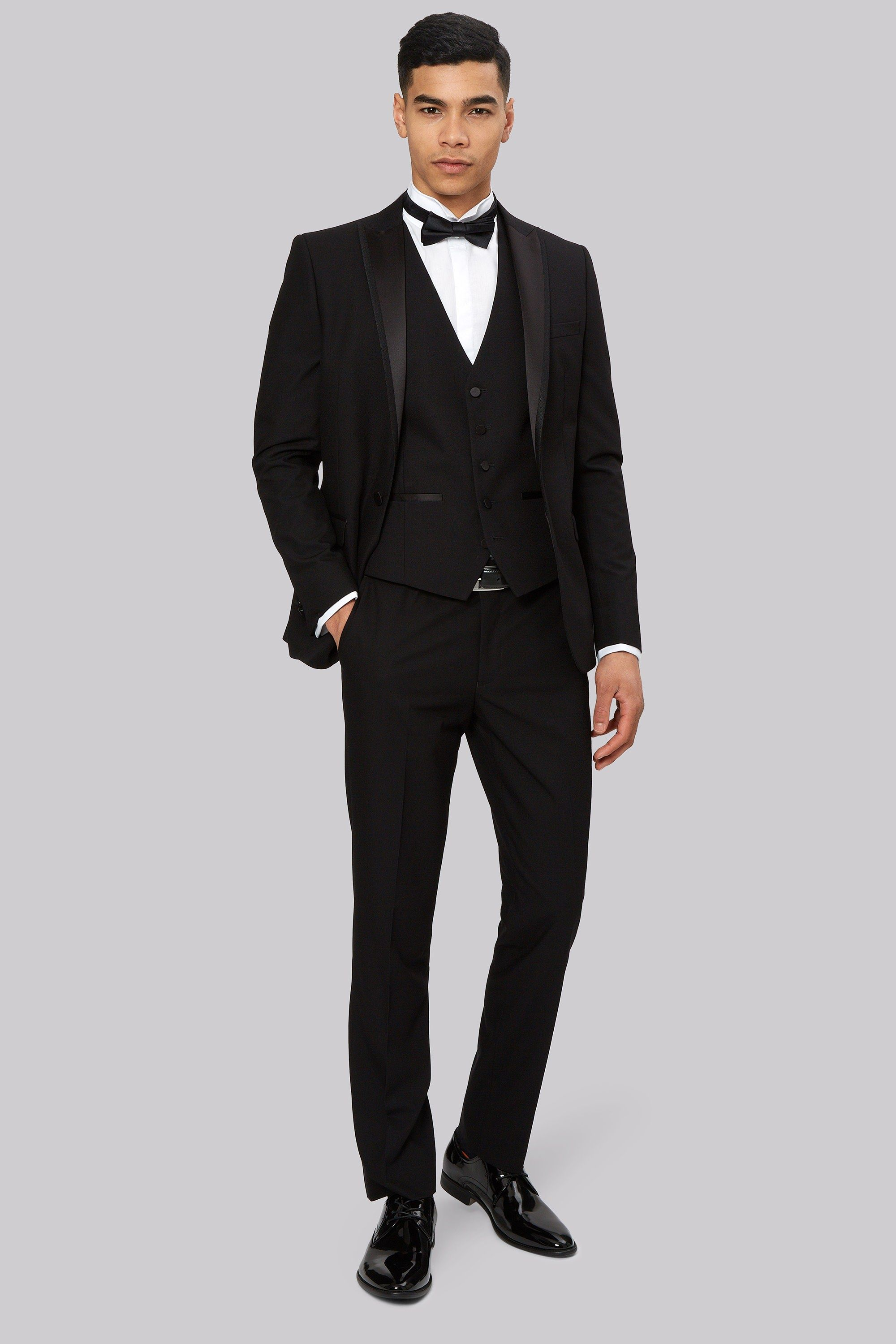 nail your prom with style  black red prom suits prom