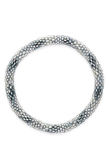 Aid Through Trade Roll-On® Beaded Stretch Bracelet