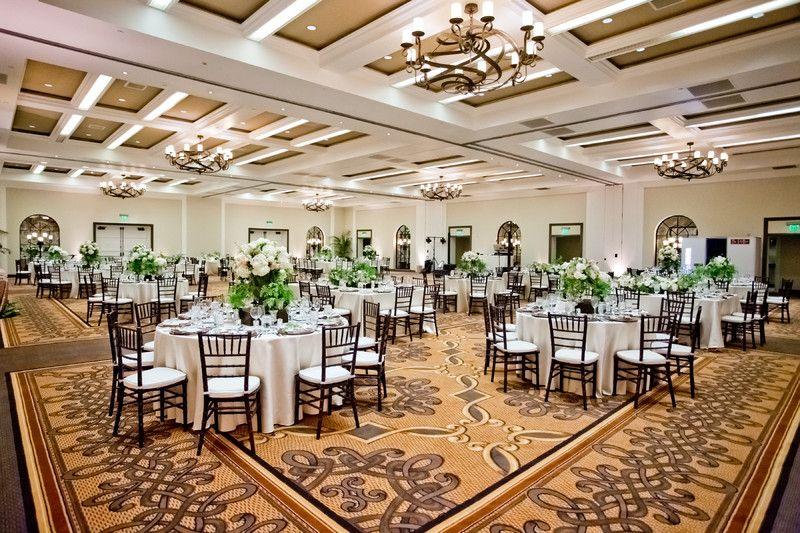 Estancia la jolla hotel spa wedding ceremony