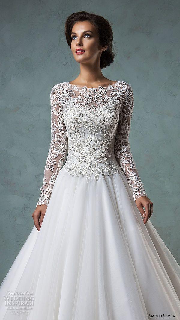 Amelia Sposa 2016 Wedding Dresses — Volume 2   Brautkleider ...