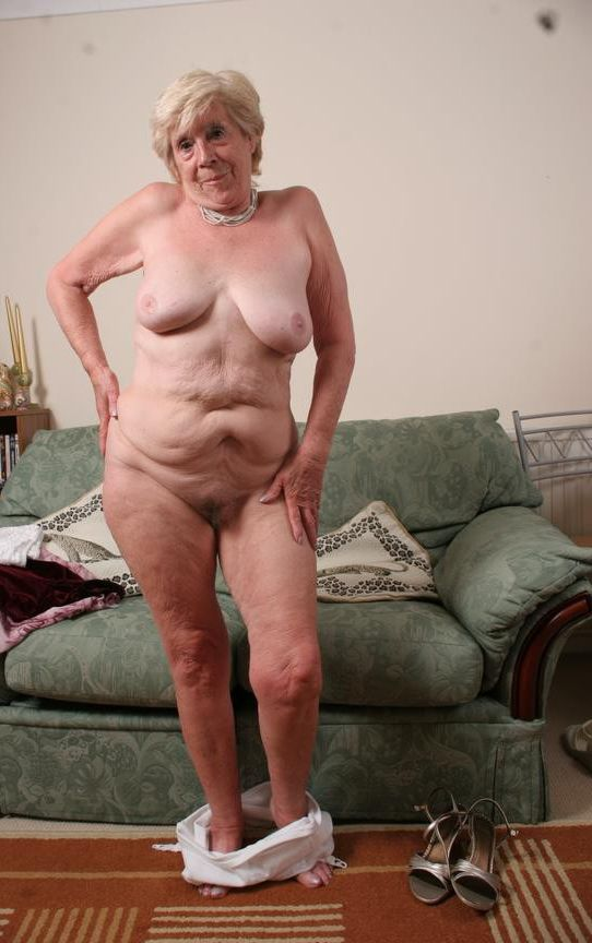 nude old ladies