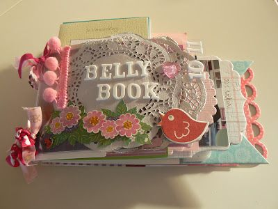 keeping track of the pregnancy Scrapbooking Pinterest Mini
