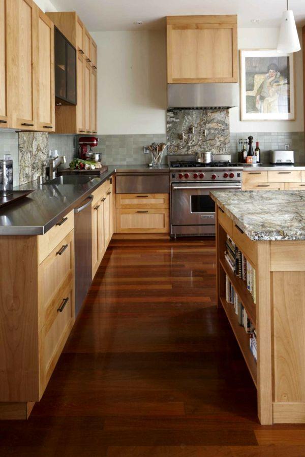 Holzküchen: Wärme und Gemütlichkeit für die ganze Familie ...