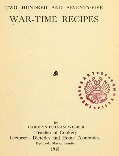 Pdf cookbook cookery american food conservation cook book pdf cookbook cookery american food conservation forumfinder Choice Image