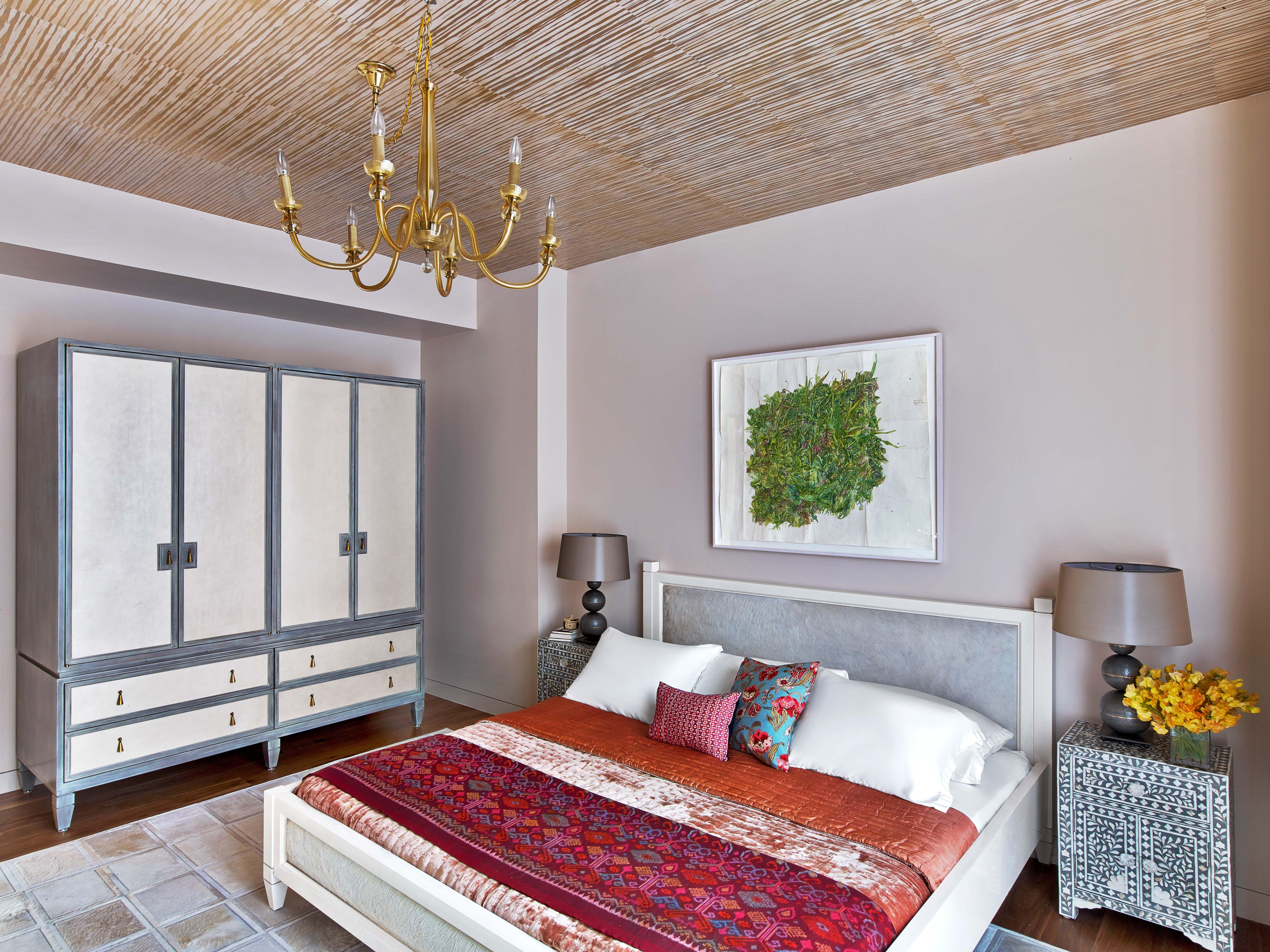 Chelsea Penthouse  Master Bedroom   Kati Curtis Design | NYC Interior  Designers