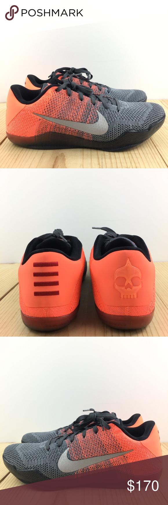 975a9e442a79 Nike Kobe XI Elite Low Easter Size 10 Brand New without Box Nike Kobe XI  Elite Low Easter Size 10 Mens Basketball Shoes Bright Mango Nike Shoes  Athletic ...