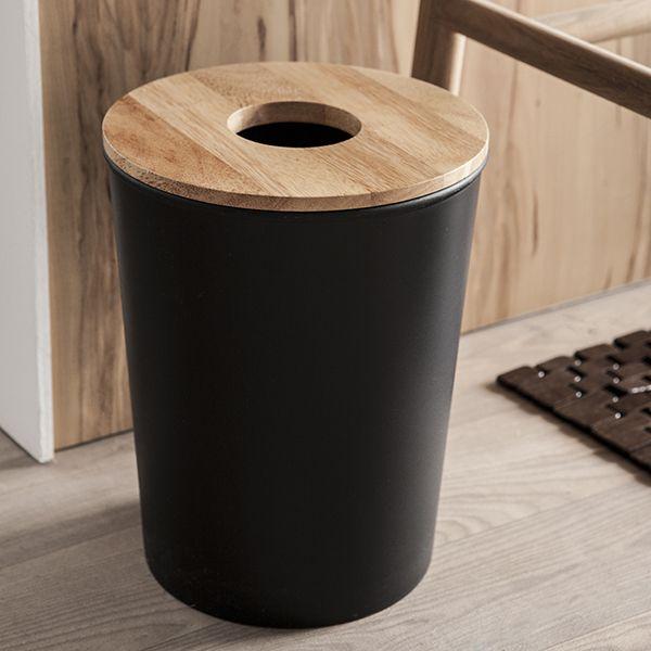 Poubelle salle de bain - Idées déco …   Pinteres…